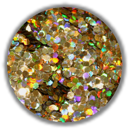 Dazzling Paillets 1mm -magic gold-